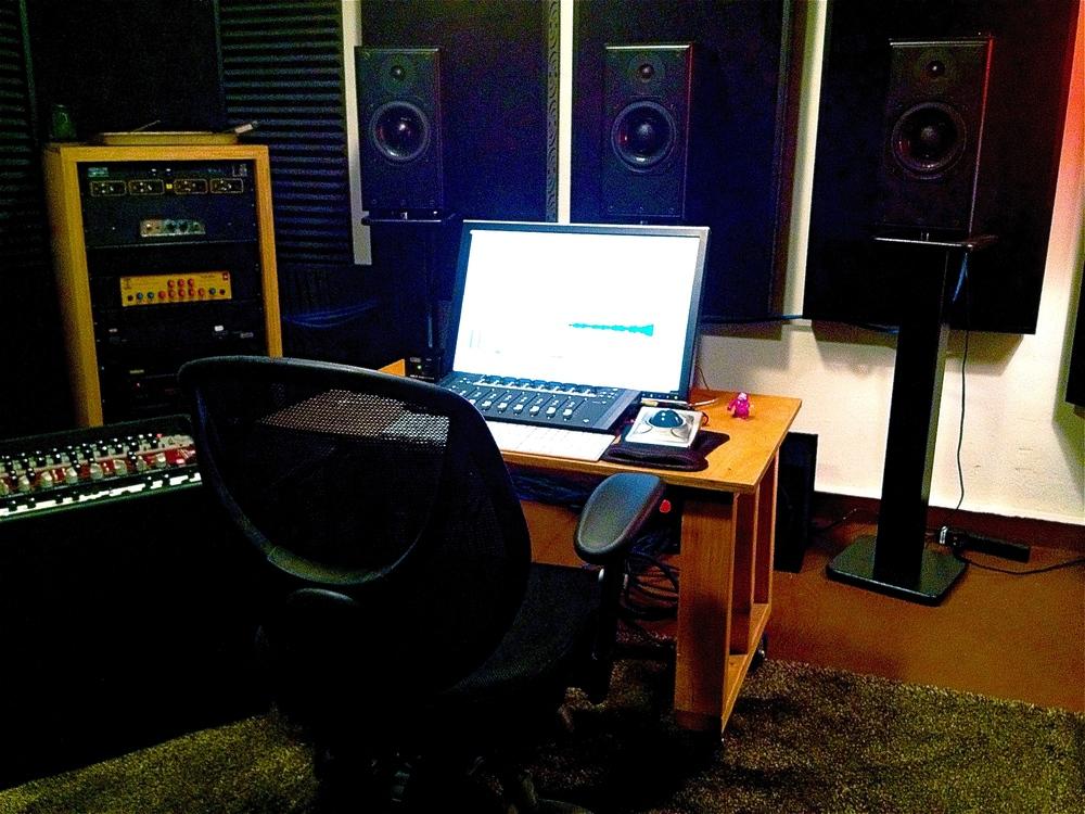 Mastering Room