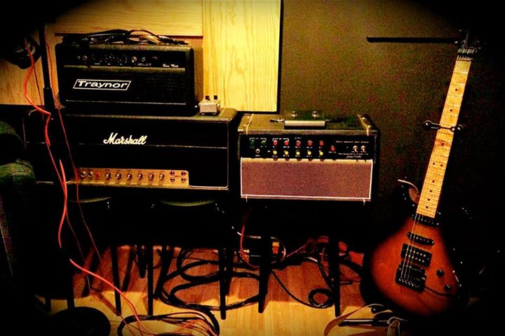 Michael Carey's Guitar Rig
