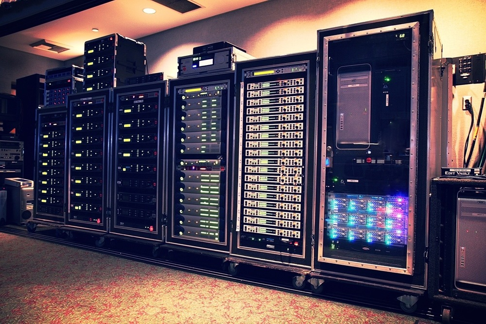 """One of those """"Super Pro Tools Rigs"""""""