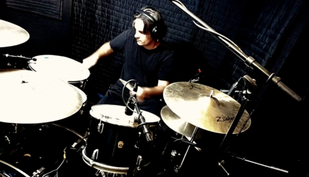 Jeff Zimmitti on the kit