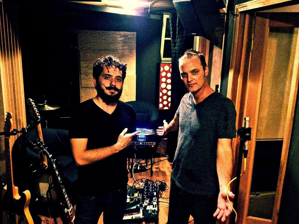 JP Mourão and Dave Karasony ~ Post Tracking