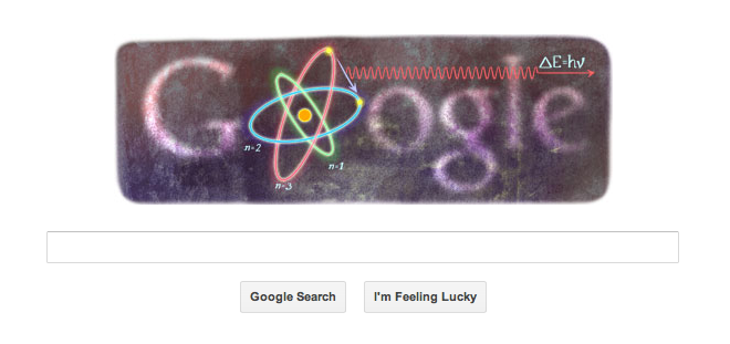 Happy Birthday Niels Bohr!    YAY science! :]
