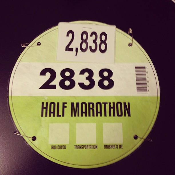 Nike Women's Half Marathon SF tomorrow!