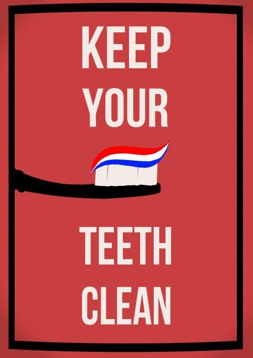 dentistdotnet :     Keep your teeth clean!