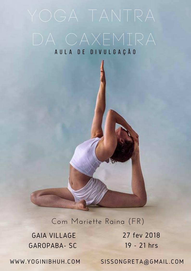 Mariette Raina Yoga Tantra da Caxemira