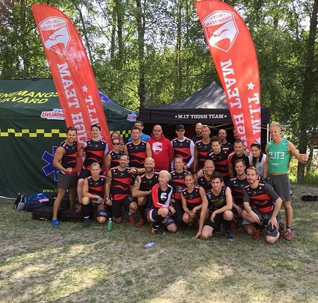Thank you @toughestrace for arranging a great race in Stockholm. Congratulations to all members who participated and spread all the good vibes. Thank you all. _____________________________________________ #MITtoughteam #MITfitness #optimera # #OCRninjacenter #Toughest #OCRTEAM  #obstaclecourserace #ocrunited