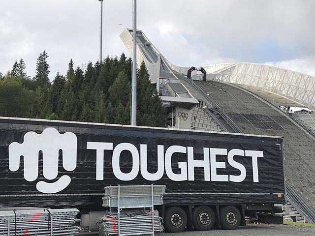 Good luck to all of you participating at beautiful #ToughestOslo . Enjoy the beautiful surroundings, the challenging obstacles and the awesome atmosphere that is @toughestrace. Have fun, challenge yourself and offer a hand if you see someone struggle. #OCRUNITED #MITtoughteam #OCRTEAM  #OPTIMERA #toughestrace