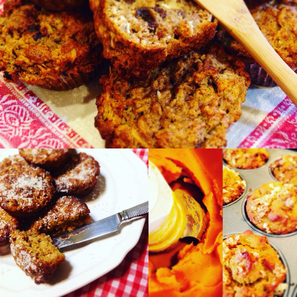 Gluten Free Muffin Round Up! Three great, healthy muffin recipes!