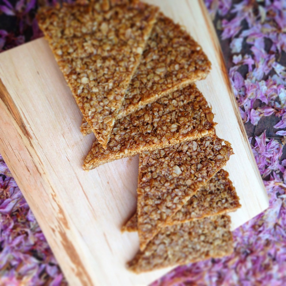 Chewy Maple Cinnamon British Flapjacks