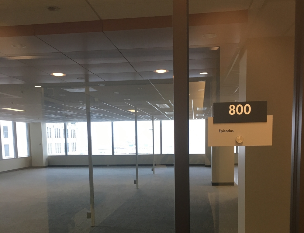 Sneak preview of our new space at 400 SW 6th Ave!
