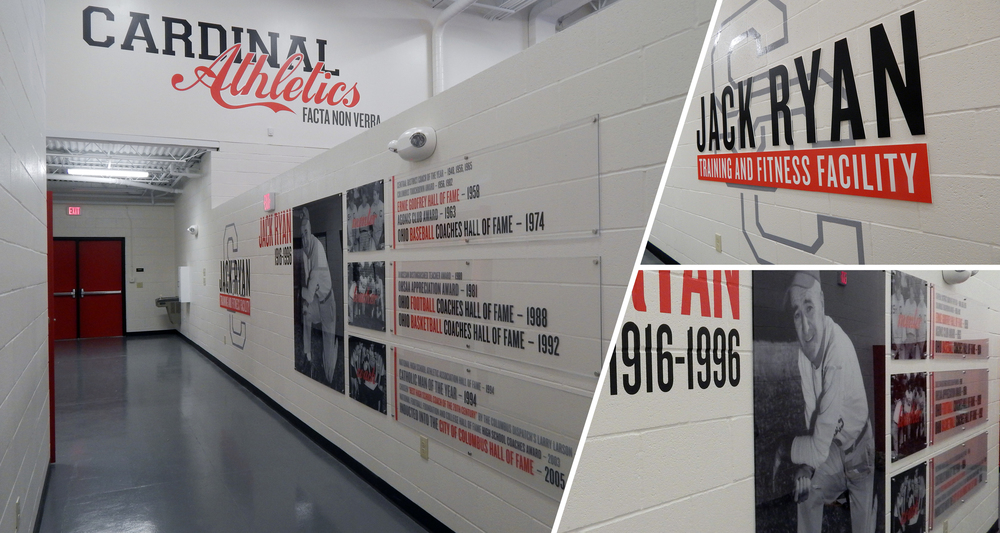 Facility Branding  Design, Display Graphics