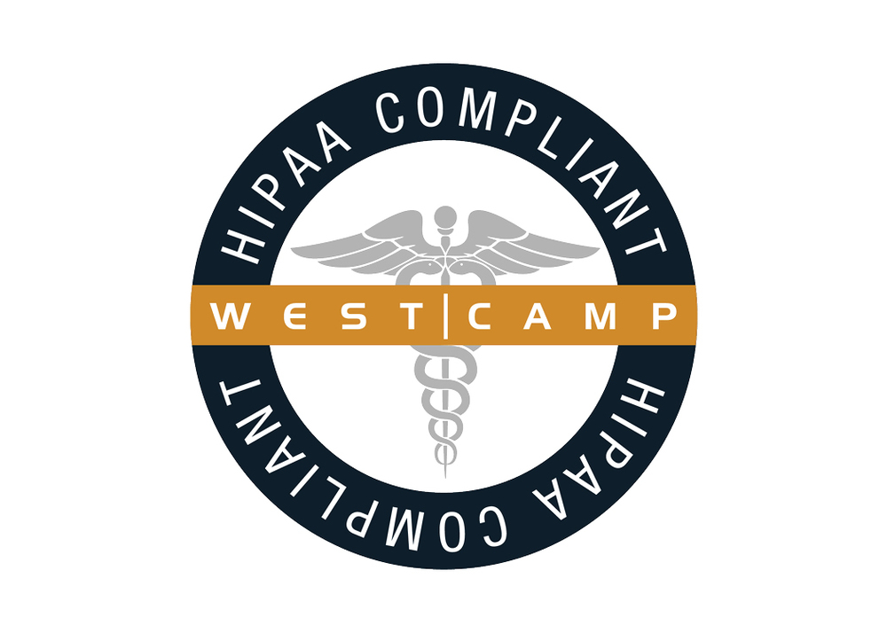 West-Camp Press HIPAA Compliance Logo
