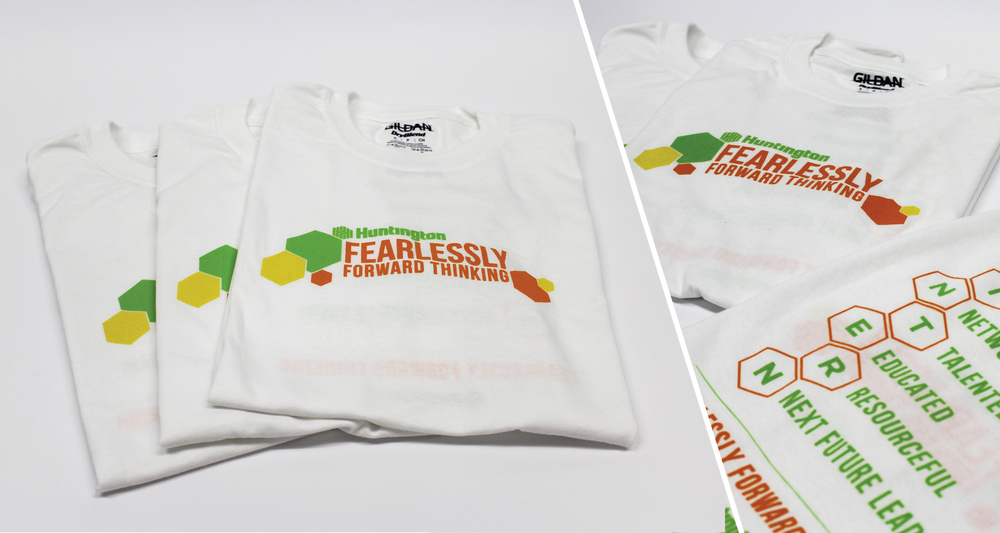 Event Promotion  Imprinted T-shirts