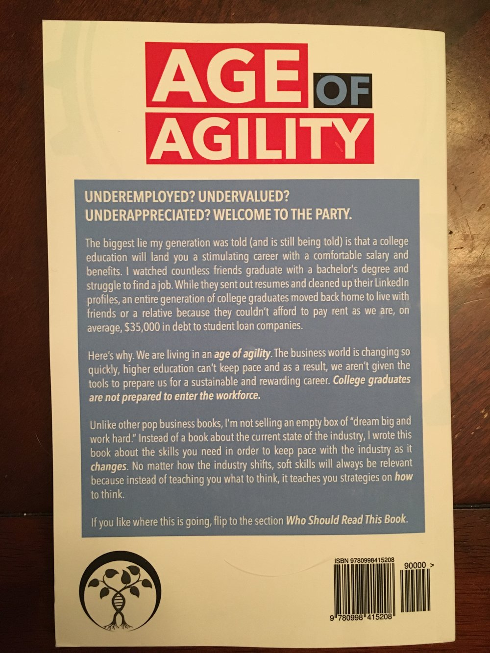 Age of Agility Andrew J Wilt proof 3