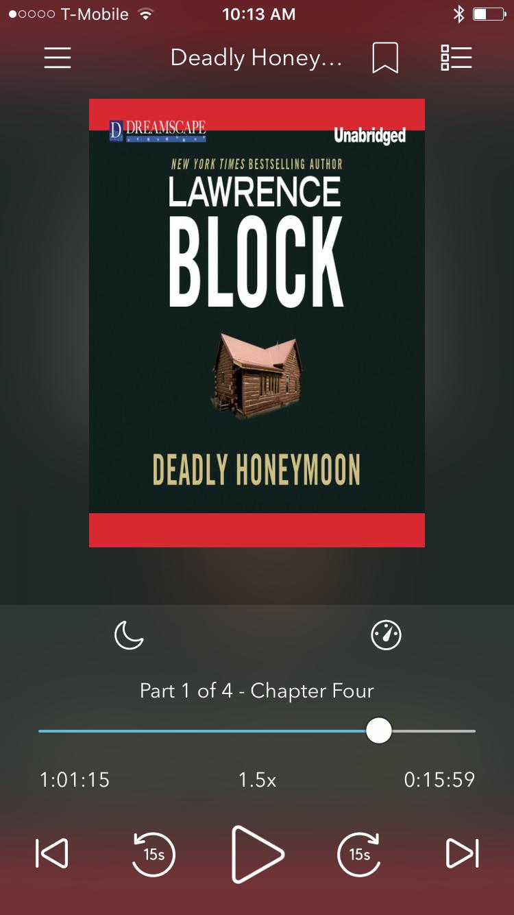 Lawrence Block Deadly Honeymoon