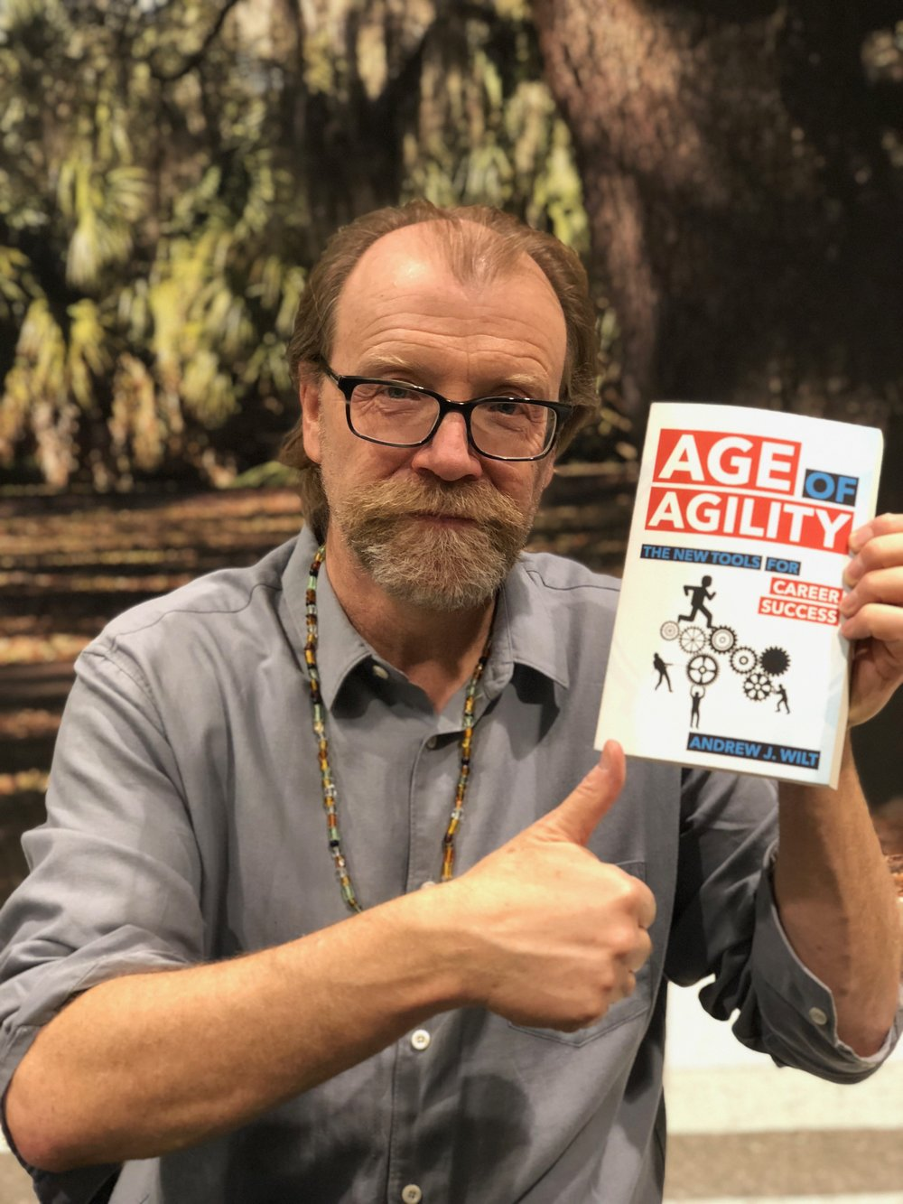 George Saunders Age of Agility 1
