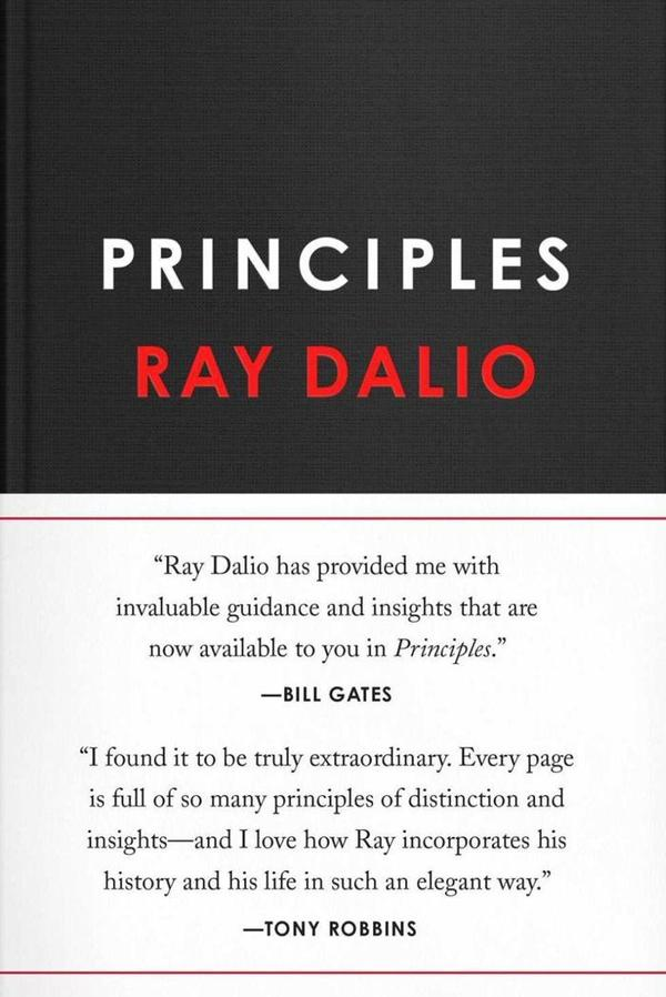 Principles by Ray Dalio  - Publication date: September 19, 2017Publisher: Simon & SchusterBook website: principles.comBUY
