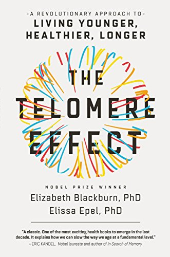 The Telomere Effect by Elissa Epel and Elizabeth Blackburn -  Publication date: January 3, 2017Publisher: Grand Central PublishingBUY