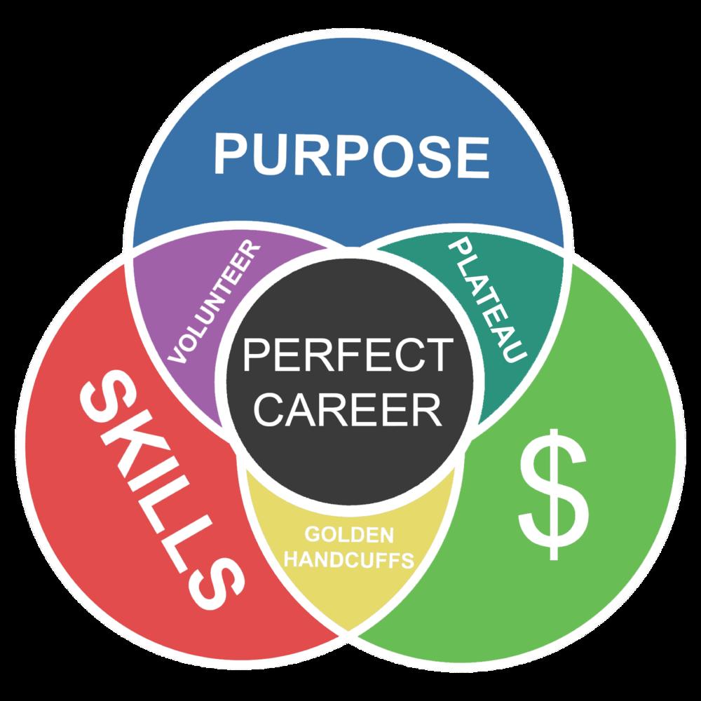 Perfect career diagram new