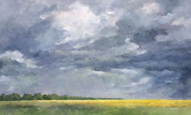 Yellow Fields IV