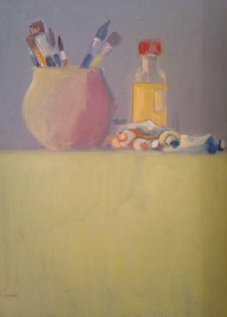Paint Still Life