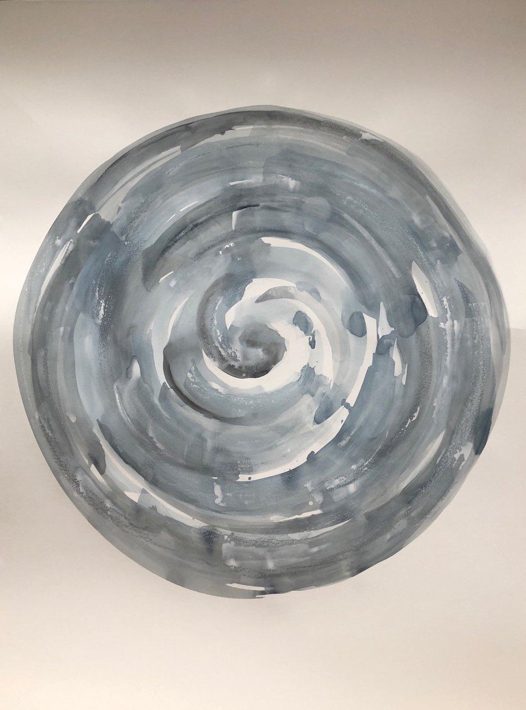 Watercolor Orb
