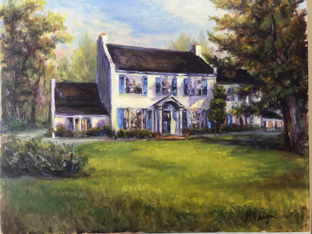 House Portrait Example