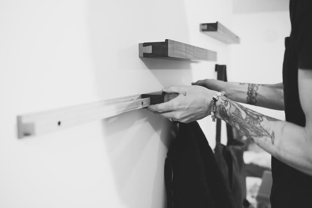 Dovetail Shelf
