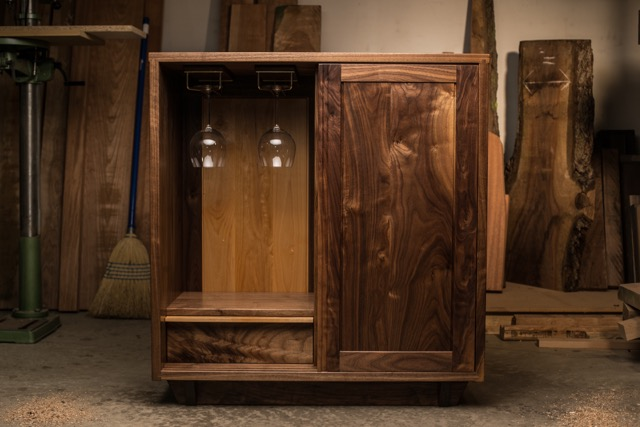 Cupboard by Kenton Jeske