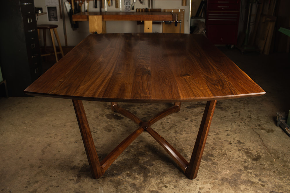Dining Table by Kenton Jeske