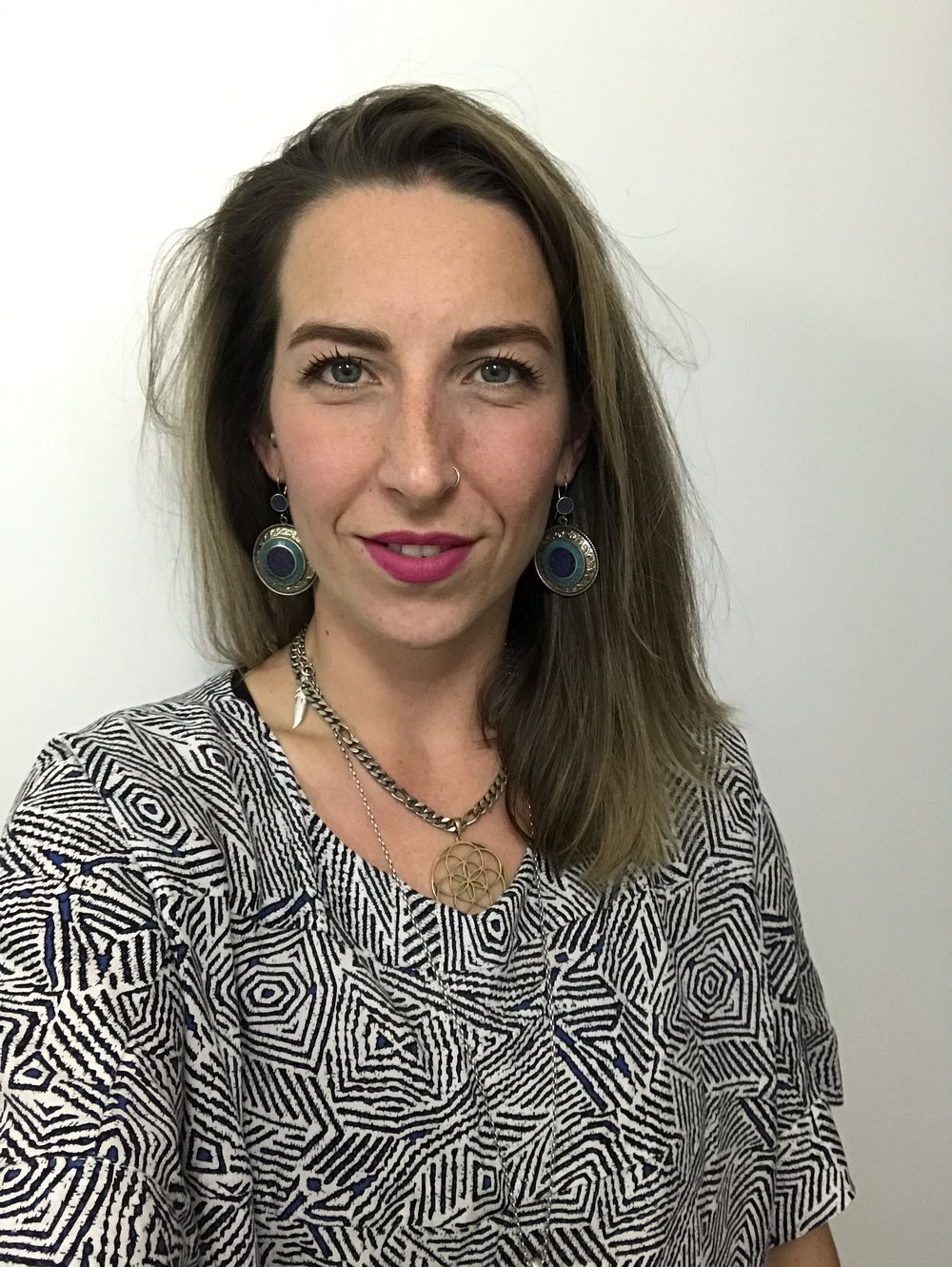 Emily Campbell-Burdett, Expressive Arts Therapist