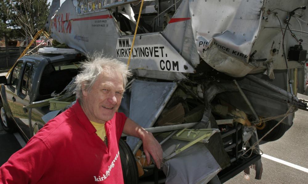 Maurice Kirk