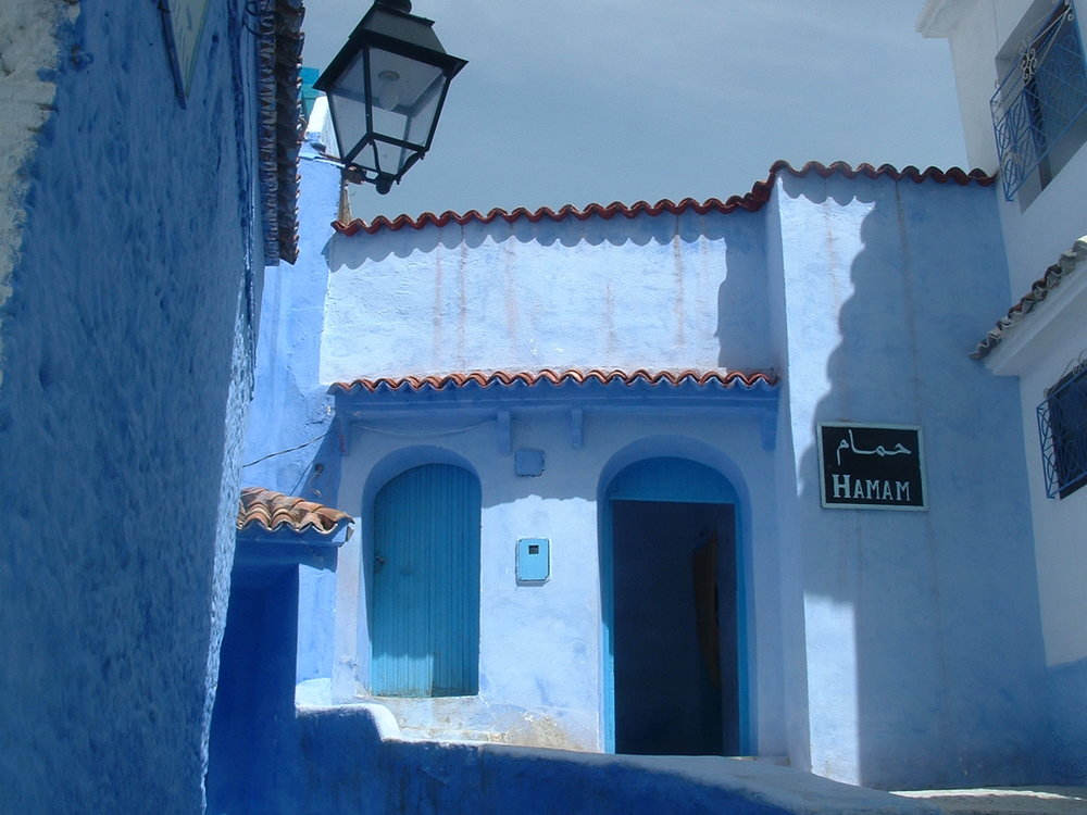 ©Chefchaouen-Hamam/Tom Keene, Wiki Commons