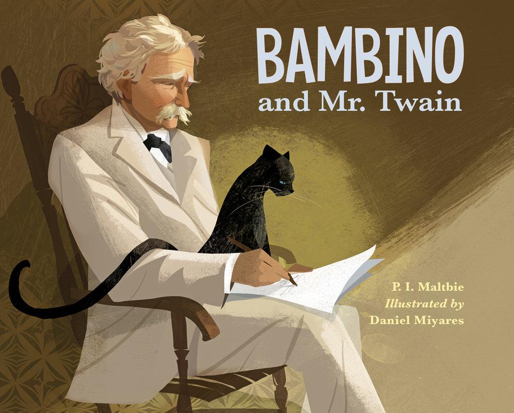Mark Twain Bambino&MrTwain.jpg