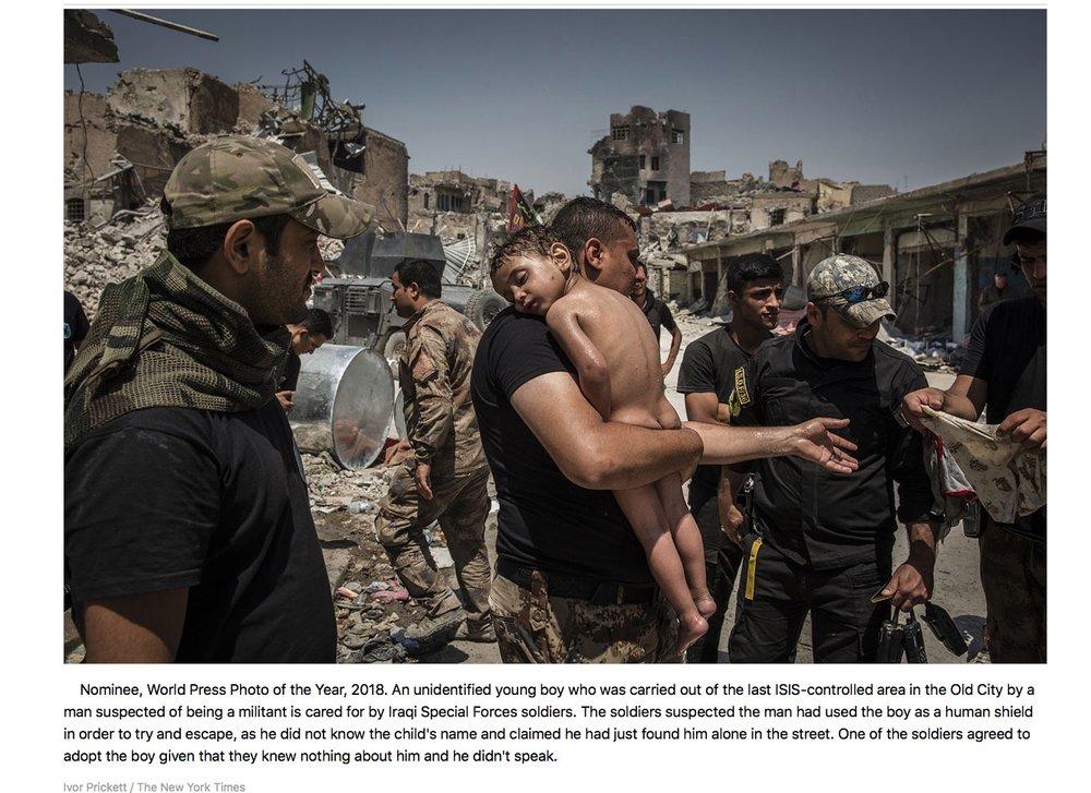 Ivor Prcikett/New York Times