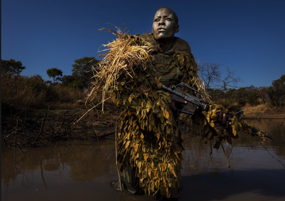 ©Brent Stirton/Getty Images.