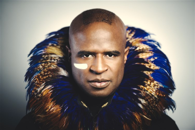 Alex Boyé in Kanab
