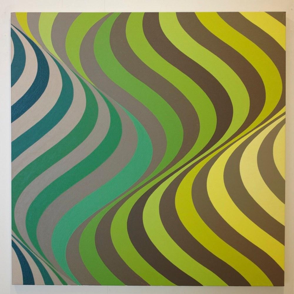 Edge of the World 1, Acrylic on Canvas, 106 x 106 cm, 2012.jpg