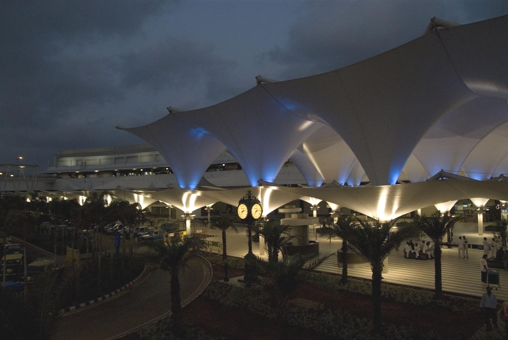 Chhatrapati Shivaji International Airport Arrival Plaza