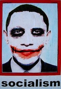 All the subtlety of a Michael Bay 'Batman.'
