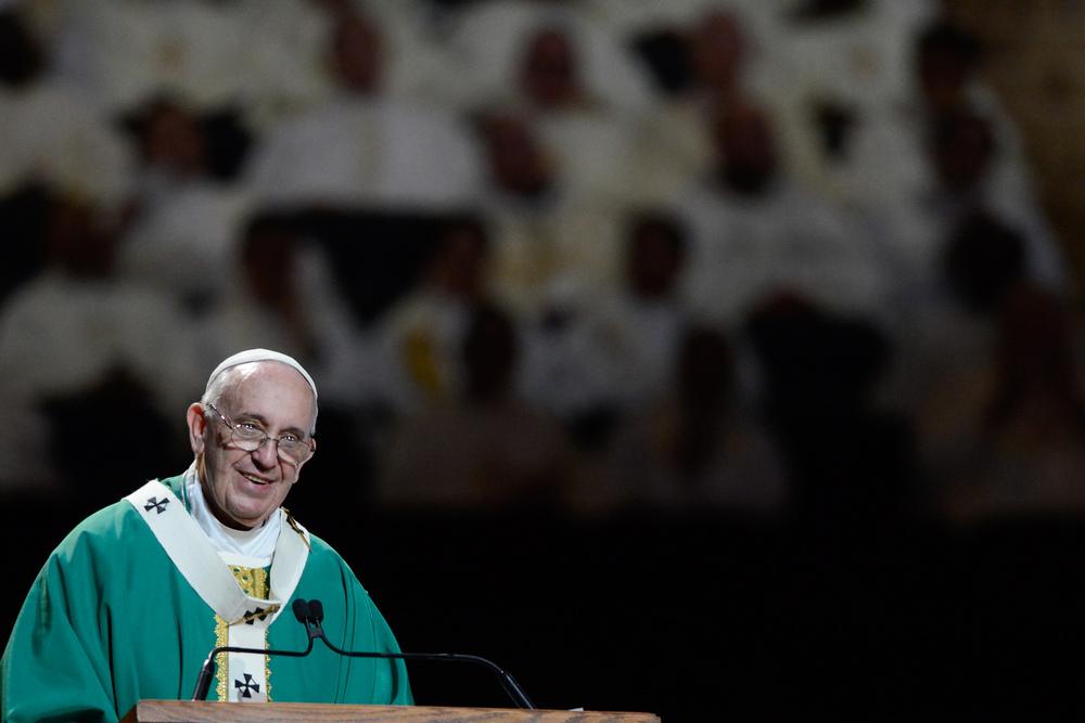 Credit: US Papal Visit/flickr