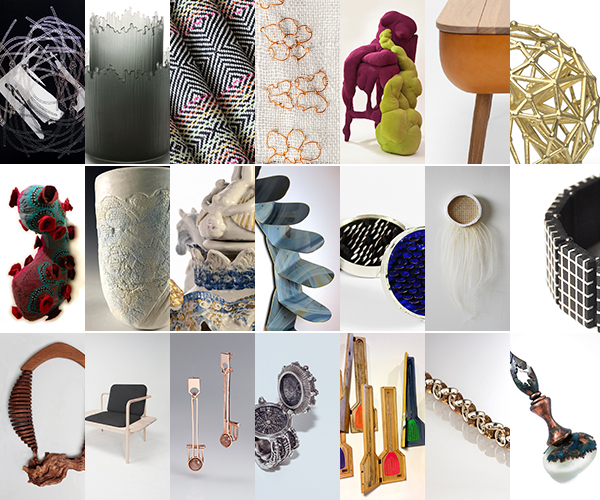 Materialize: A sensational selection of work by up-and-coming emerging makers  THURSDAY, JULY 9 – FRIDAY, AUGUST 28, 2015 OPENING RECEPTION: THURSDAY, JULY 9TH 6:00pm – 9:00pm
