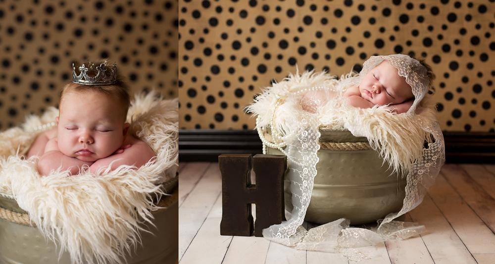 Tomball baby portraits
