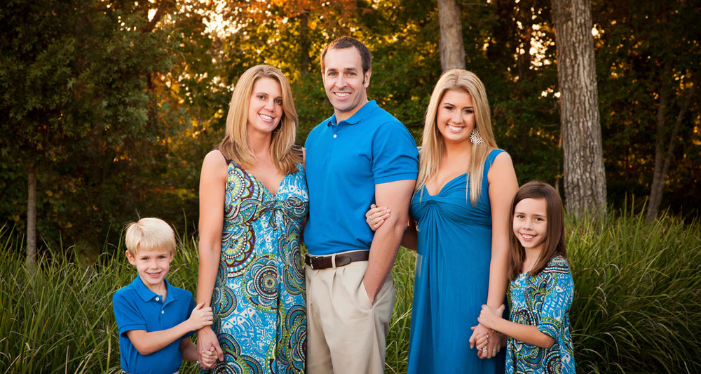 family photographer Tomball, TX