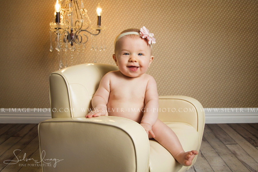 silver image photography baby