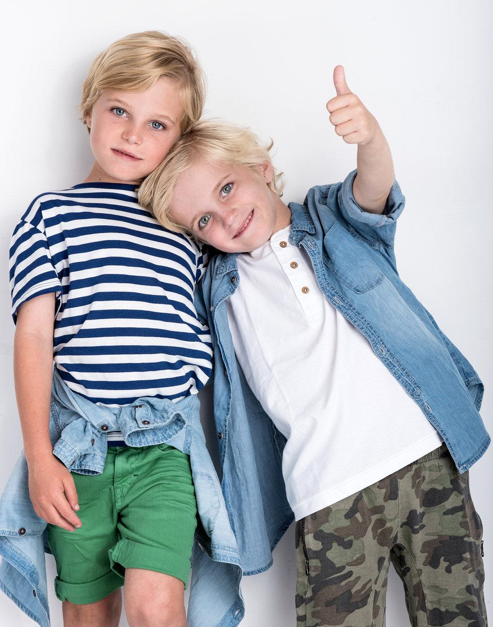 Reilly & Dylan (siblings)