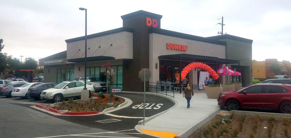 New tenant: Dunkin Donuts at 4375 Clayton Road.