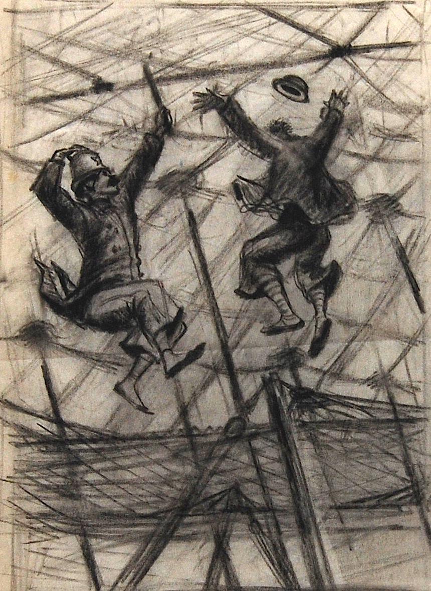 """""""Keystone Cops"""" c. 1935*"""