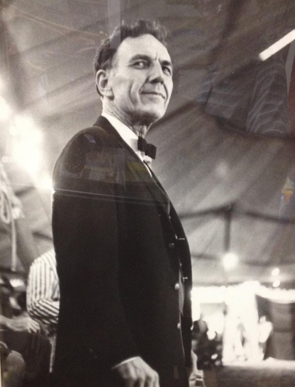 Robert Edward Weaver, about 1964