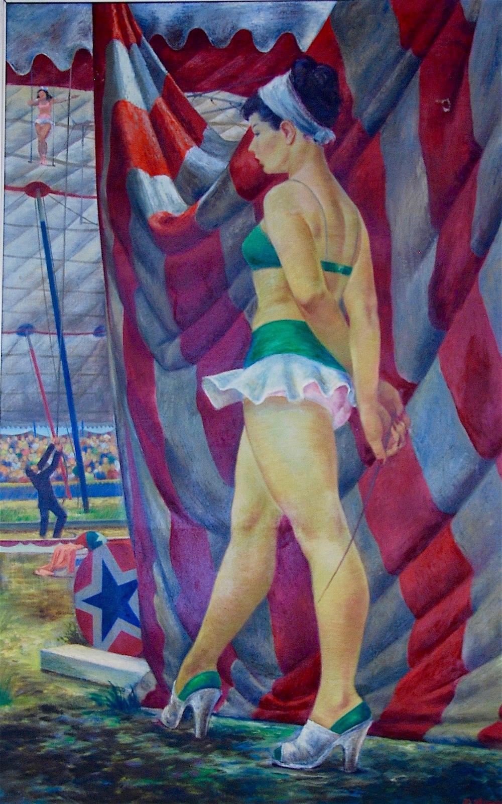 """Pink Lady"" 1949"